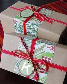 Winter Christmas, Christmas Holidays, Christmas Decorations, Green Christmas, Office Decorations, Natural Christmas, Elegant Christmas, Creative Gift Wrapping, Creative Gifts