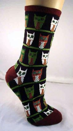 Owly socks