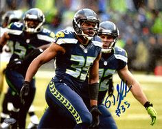 DeShawn Shead Autographed 8x10 Photo Seattle Seahawks!