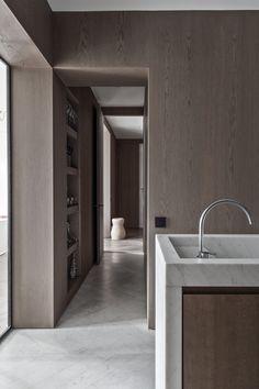 Paris Apartment by Nicolas Schuybroek Architects
