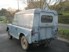 Land Rover Series 2 One owner 49000 miles SOLD (1959)