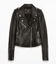 In Of Wardrobe Hardware Love And Silver The Offers We Tough Jacket Stape Everything Places Know An Asymmetrical Zara Leather Right Leather All qqna8zv