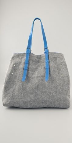 Pat Toile Tote - Lyst