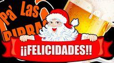 Pa' Las Birras: Pa' Las Birras Canarias les desea Feliz Navidad y ...