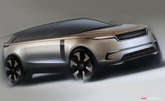 New Range Rover Velar Officially Revealed