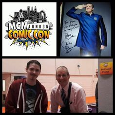 Easily my best moment at Comic Con #comicon2017 #comicconlondon2017 #starstruck #reddwarf #rimmer #chrisbarrie #legend #autograph #celebrity #mrflibble #famous #comedian #omg http://tipsrazzi.com/ipost/1523920988704904854/?code=BUmDhCthJaW