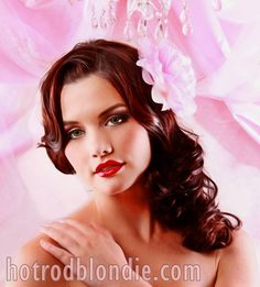 Hot Rod Blondie Photography, Hair by Ashley Malone, Model Meaghan Kathleen, MUA Dana Marie