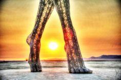 Tiptoe Through the Sunrise