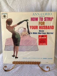Vintage Album How To Strip For Your by sweetserendipityvint, $20.00