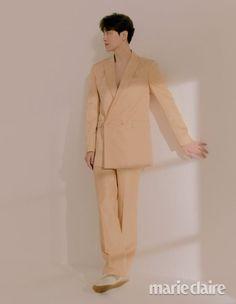 Joon Hyuk, Lee Joon, K Fashion, Spring Day, Ulzzang, Peplum Dress, Photoshoot, Actors, Blazer