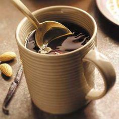 Vanilla-Almond Coffee Recipe
