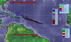Good morning all!! This Wednesday morning we are tracking Tropical Storm Danny. Danny has changed little since last night with winds still at 50 MPH. The models are in excellent agreement on the future track. The good news is that most of the models are indicating that Danny will fall apart or weaken in the