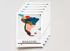 Art direction for Magazine, in collaboration with Charlotte Delarue, 2009.