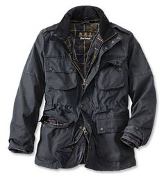 Barbour® Fieldmarshall Jacket