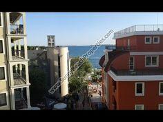 Продаётся меблированная Двухкомнатная квартира люкс вид море на пляжа Со...