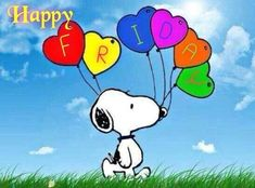 Happy Friday Snoopy Pictures, Photos, and Images for Facebook ...