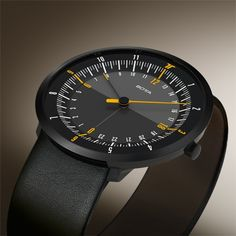 Duo 24 watch by Germany´s Botta Design. $400