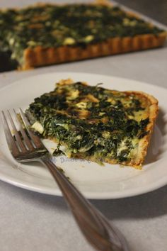 Recipe of Spinach, mushrooms and cheese tart, a very tasty alternative to a quiche, with great ingredients that will satisfy your palate. Spinach Stuffed Mushrooms, Stuffed Peppers, Spinach Recipes, Healthy Recipes, Cheese Tarts, Frozen Spinach, Cooking For Two, Brunch, Meatless Monday