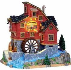 christmas village sets - Google Search