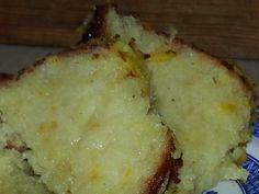 Orange chiffon cake Orange Chiffon Cake, Mashed Potatoes, Ethnic Recipes, Food, Whipped Potatoes, Smash Potatoes, Meals