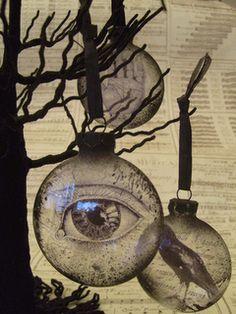 Creepy Fortune Teller Hand Glass Ornament                                                                                                                                                                                 More