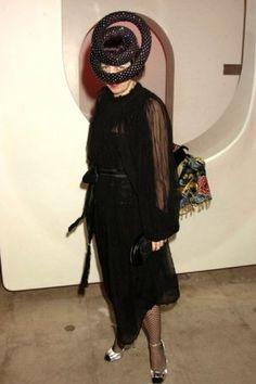 Isabella Blow | The Little Black Suitcase