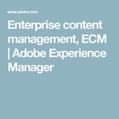 adobe enterprise management