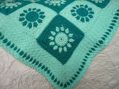 Ravelry: missy42's Sunrise Sunset Baby Blanket