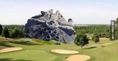 First photo of Harrison Ford's downed aircraft