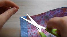 Výroba efektivní roušky snadno a rychle. Stačí kousek látky a nitě Personal Care, Homemade, Videos, Alphabet, Sewing Studio, Sewing Patterns, Masks, Self Care, Home Made