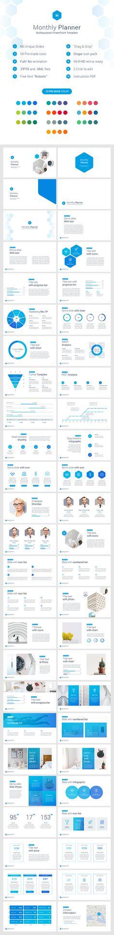 Motagua - Multipurpose PowerPoint Template Download here: https ...