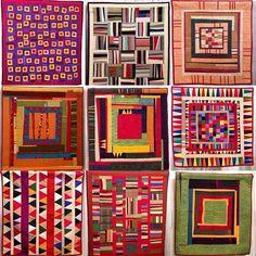 Gwen Marston's quilts