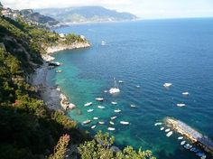 Amalfi Coast, Italy: Beatiful Secluded Beach (ask hotel staff for directions)