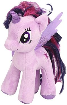 "My Little Pony - Twilight Sparkle 8"" Ty Beanie Babies http://www.amazon.com/dp/B00EIFS8V6/ref=cm_sw_r_pi_dp_NUAbvb0SZ94K5"