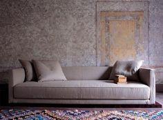 Vittoriano Sofa Flexform Mood - Campbell Watson