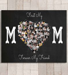 MOM Gift Personalized For Mom Mothers Day Mother Of The Bride Birthday In Law