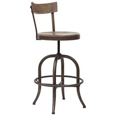 Modern Authentics Barstool by Pulaski Accentrics Home at Great American Home Store