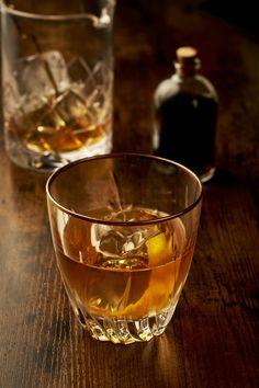 Quick Wit Old Fashioned - Imbibe Magazine Hot Coffee, Irish Coffee, Irish Whiskey, Smoked Cocktails, Whiskey Cocktails, Spanish Coffee, Aged Rum, Everclear, Old Fashioned Recipes