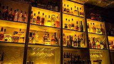Ambiance prohibition! Bar caché de Paris - moonshiner