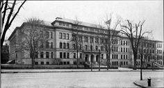 Classical High School 1897 - 1985, now Classical Condos