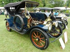 1912 Cadillac returns to the Dayton Concours d'Elegance