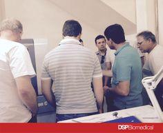Eng. Célio Netzel explica sobre processo de qualidade DSP Biomedical