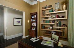 9 ideas para decorar las paredes sin pintura.   Mil Ideas de Decoración