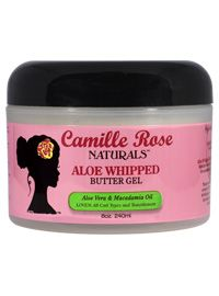 Camille Rose Naturals Aloe Whipped Gel