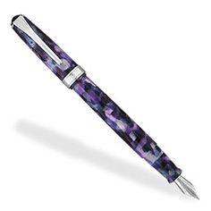 True Writer® Ultra Violet Fountain Pen - Fountain Pen  from Levengers.  I love fountain pens.