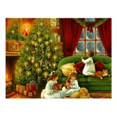 christmas_wonderland_is_magic on Poshinsta Merry Christmas, Christmas Scenes, Christmas Greetings, Christmas Holidays, Christmas Gifts, Christmas Morning, Xmas, Vintage Christmas Images, Victorian Christmas