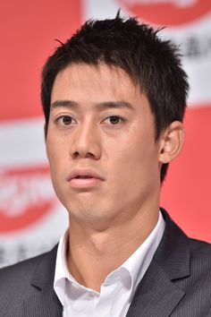 Kei Nishikori Photos - Kei Nishikori Renews Contract With Nissin - Zimbio