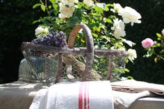 My French Country Home, French Living - Sharon Santoni