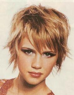punk hairstyles for women   Choppy Hairstyles for Women - Choppy Bob Haircuts - Zimbio