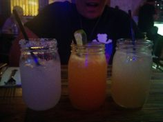 Margaritas at La Comida in Las Vegas